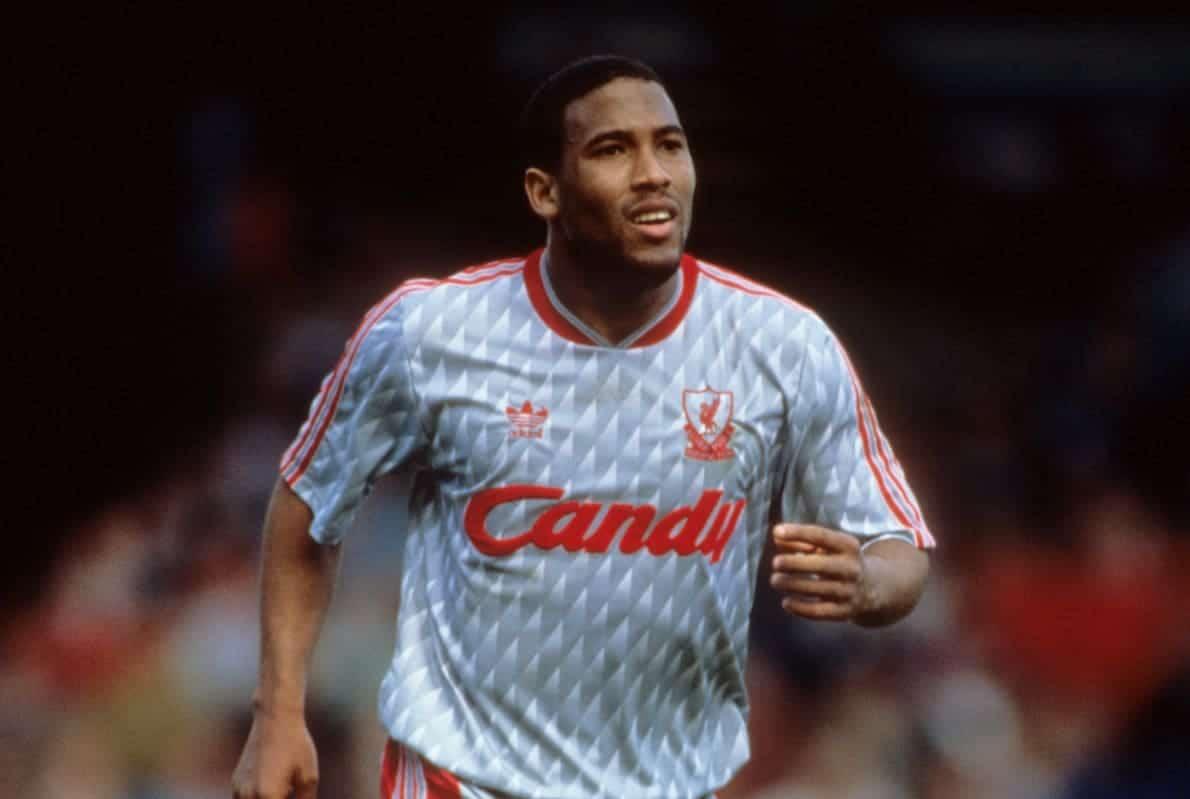 John Barnes, Liverpool