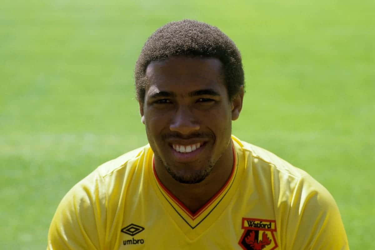 John Barnes, Watford, 1982 (Peter Robinson/EMPICS Sport)