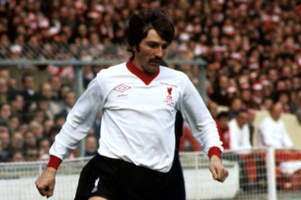 Steve Heighway, Wembley, March 1978 (All Action/EMPICS Entertainment)