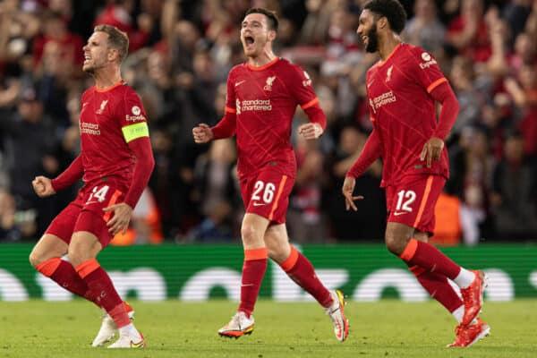 Football – UEFA Champions League – Group B – Liverpool FC v AC Milan