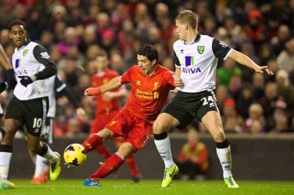 Football - FA Premier League - Liverpool FC v Norwich City FC