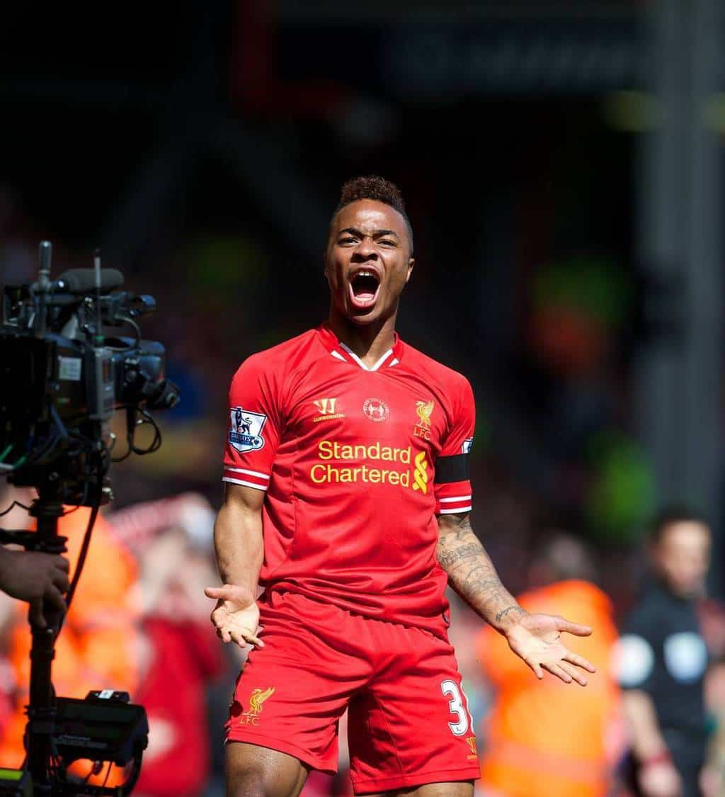 liverpool fc sterling - photo #21