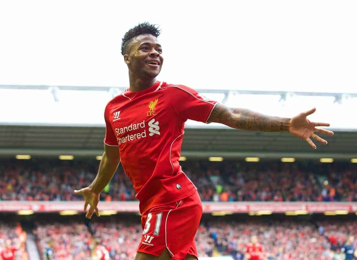 Raheem Sterling being wasted at wing back and must return to