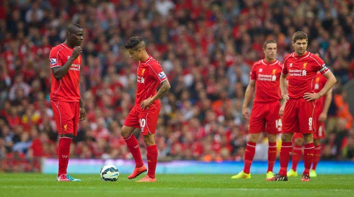 Liverpool 0 1 aston villa reds slump to home defeat for Villas navidenas liverpool