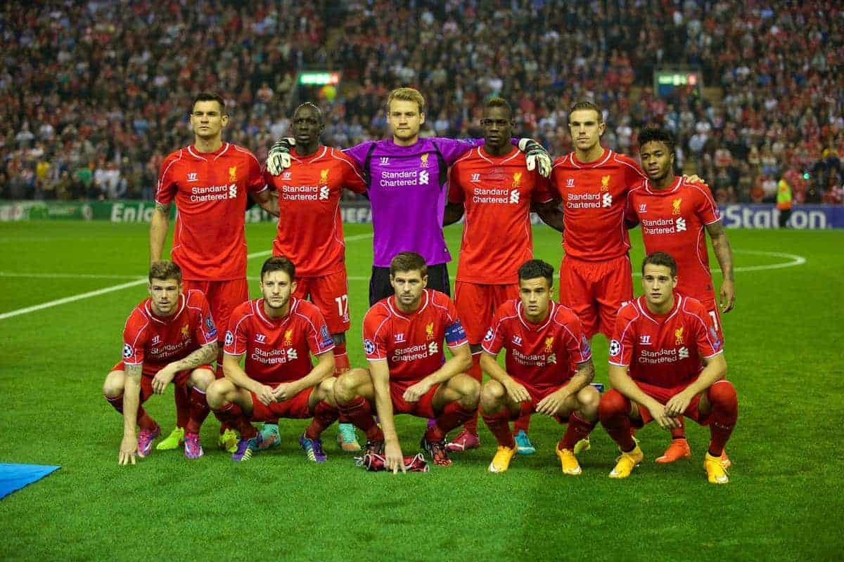 European Football - UEFA Champions League - Group B - Liverpool FC v PFC Ludogorets Razgrad