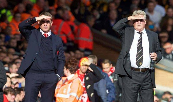 Football - FA Premier League - Liverpool FC v Hull City FC