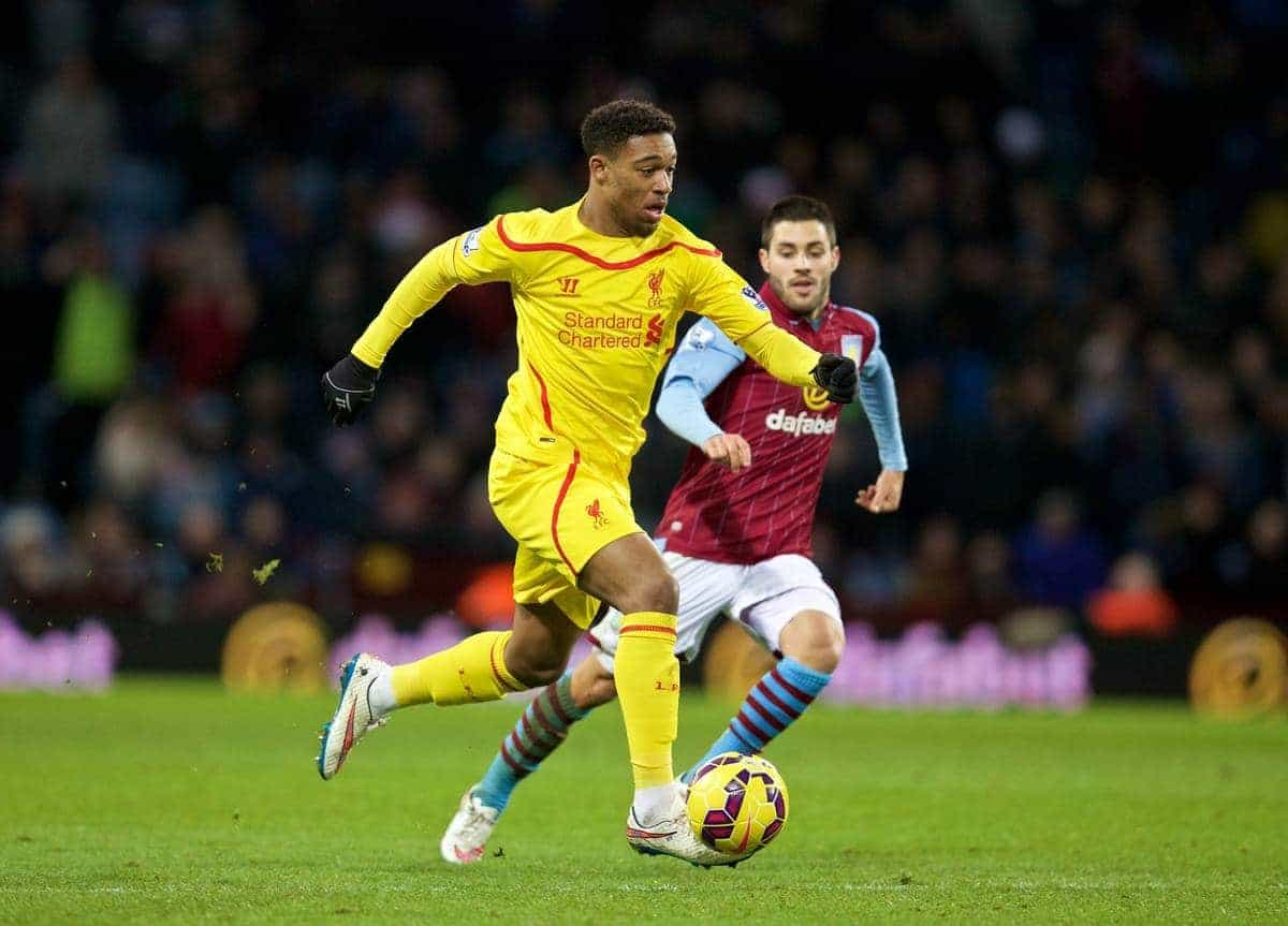 Jordon Ibe has returned from loan at Derby in excellent form (Photo: David Rawcliffe/Propaganda)