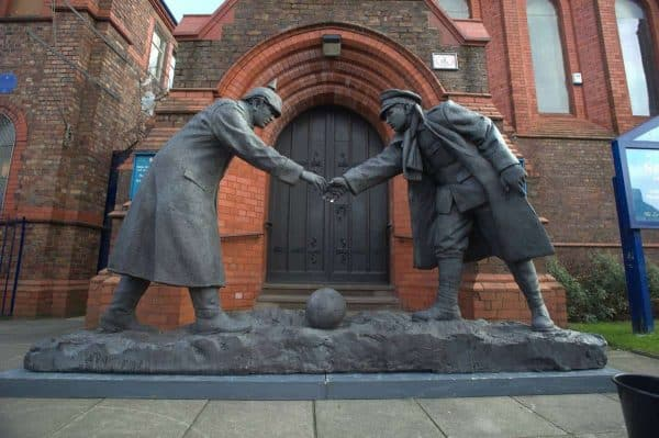 Football - Premier League - Merseyside Derby  - Everton FC v Liverpool FC