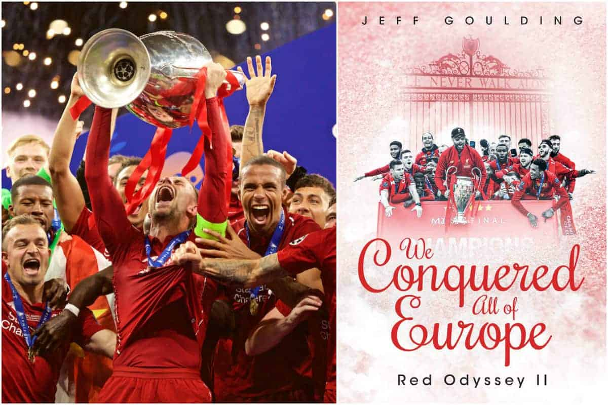 'We Conquered All of Europe: Red Odyssey II' – The enthralling life of a Liverpool fan