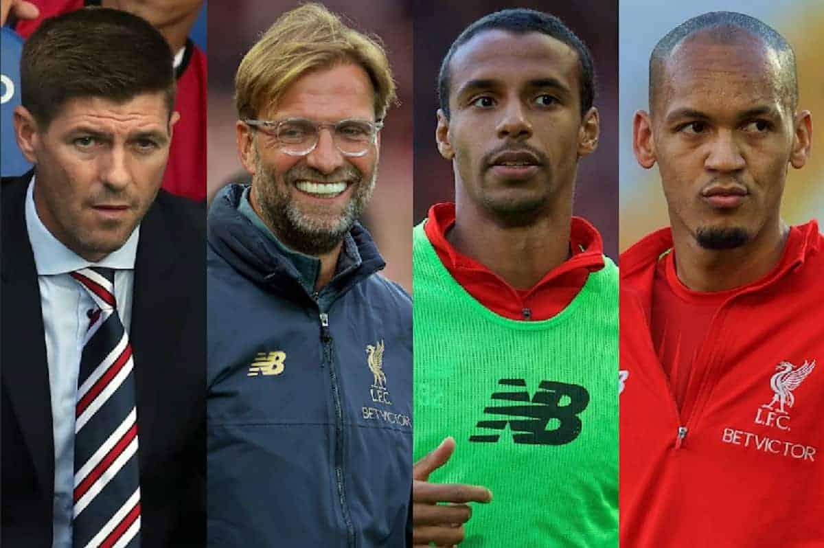 Thursday's Liverpool FC News Roundup