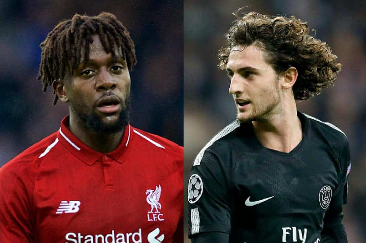 Reds clash with Juve on target duo & latest on Origi's new deal – Thursday's Liverpool FC News Roundup