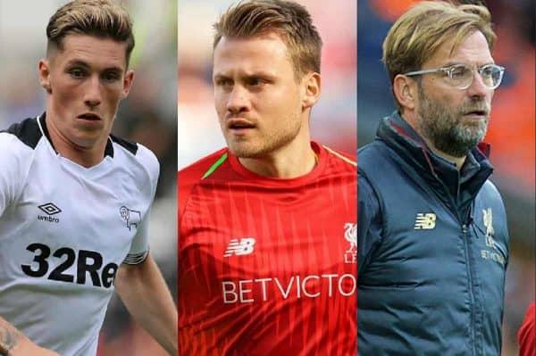 No recall for Wilson, Reds' Van Dijk alternative & Mignolet's hint – Wednesday's Liverpool FC News Roundup