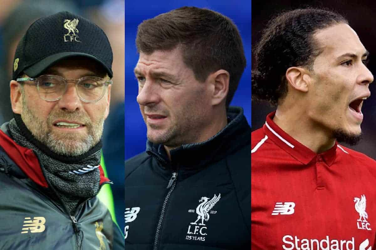 Tuesday's LFC news as Reds are linked with striker
