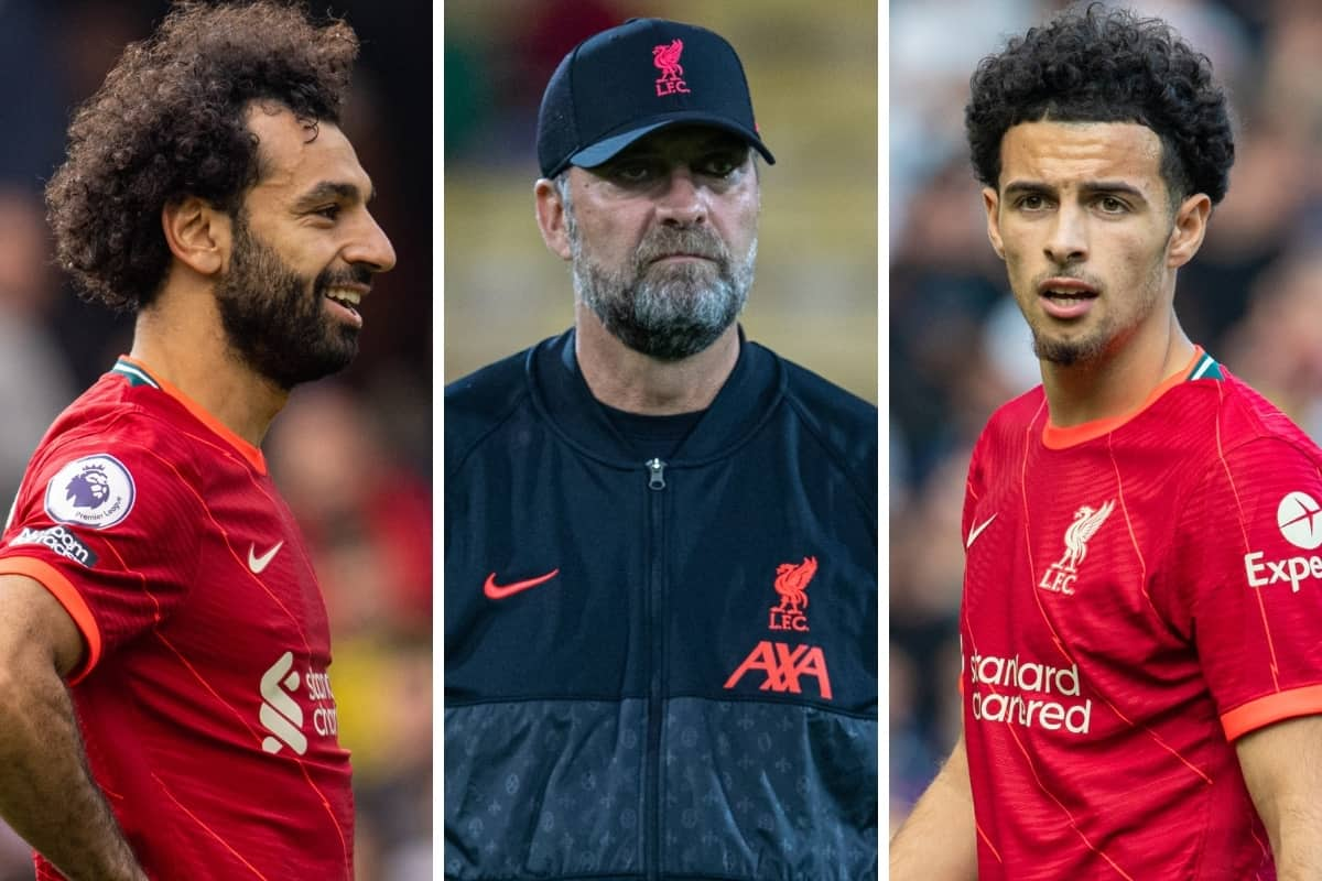 Liverpool FC Roundup as Salah wage demands revealed