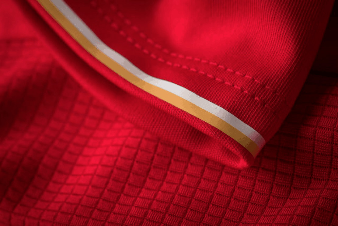 photo gallery liverpool fc s new 2015 16 home kit