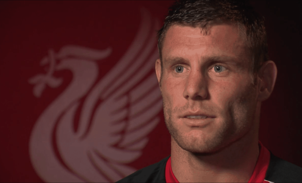 James Milner Interview 2