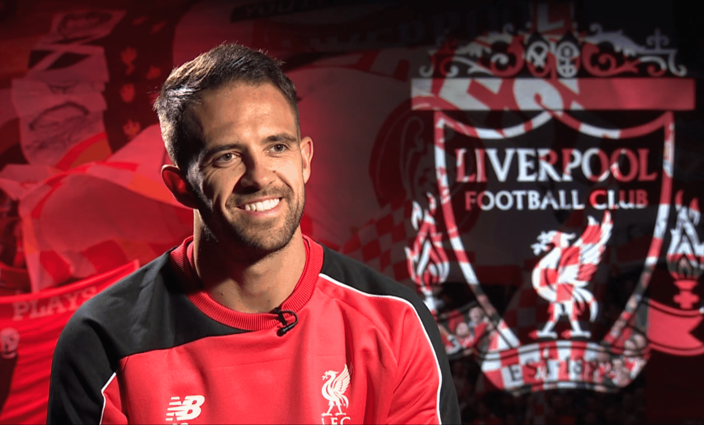 Danny Ings Interview 1