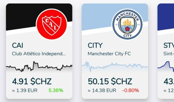 Socios App Screen