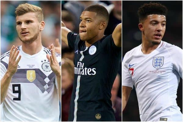 Werner, Sancho and more – Which Liverpool linked attackers would fit best?