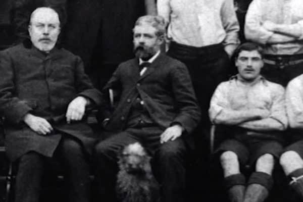 William Edward Barclay, 1892