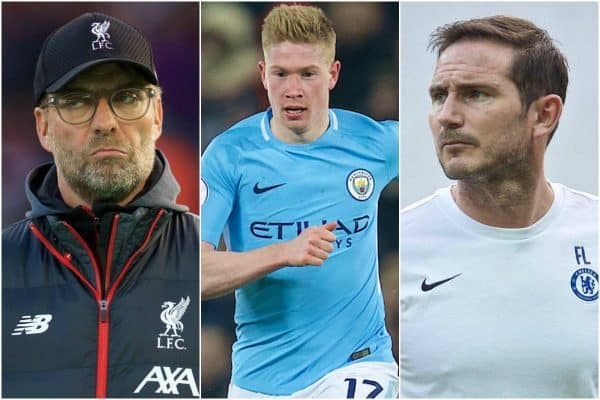 Chelsea stumble heavily ahead of Liverpool clash – while Man City has a reverse of fortunes