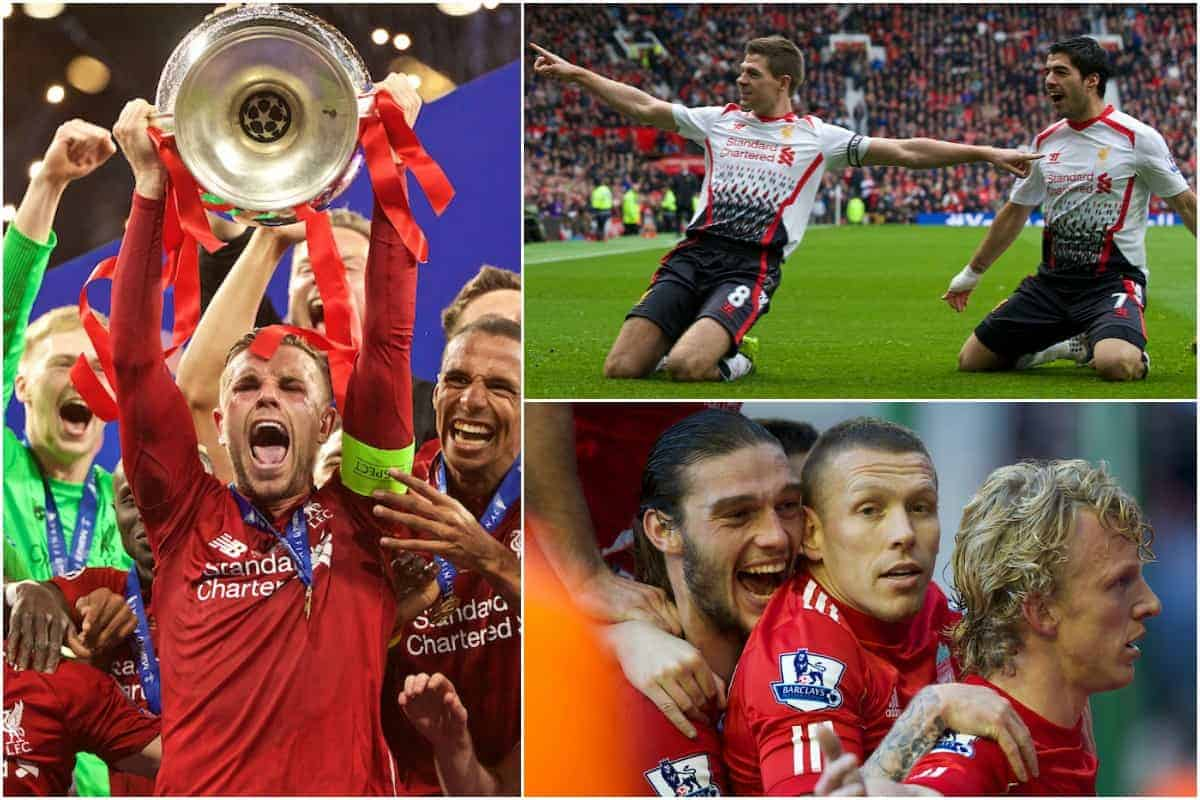 Quiz of the Decade: How well do you remember Liverpool FC in the 2010s? - This Is Anfield