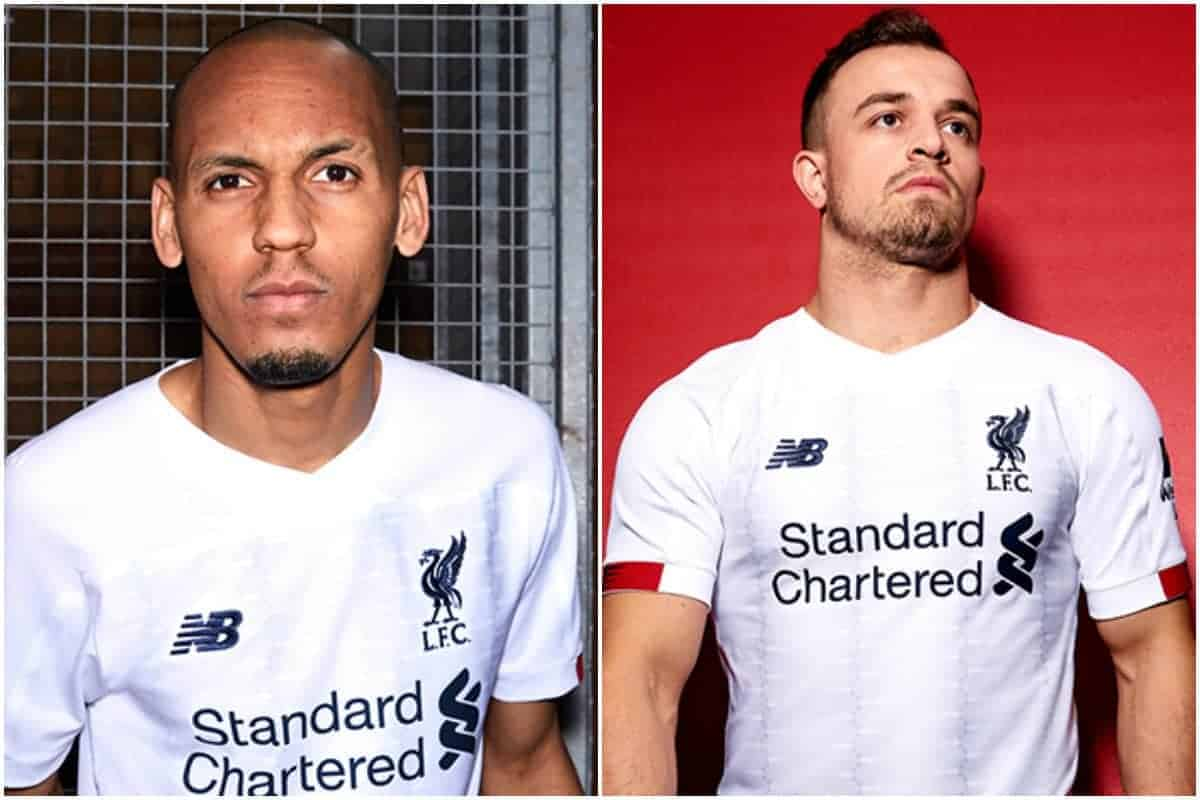 """39d319418edb On the new kit, Virgil van Dijk said: """"Liverpool Football Club is my club –  I'm proud to wear the shirt every single day when I walk out on the pitch,  ..."""
