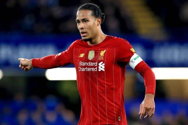 Virgil Van Dijk knows Liverpool face a tough test against Atletico Madrid (Mike Egerton/PA)