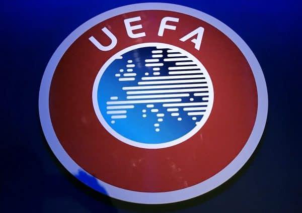 UEFA Logo (Jamie Gardner/PA)