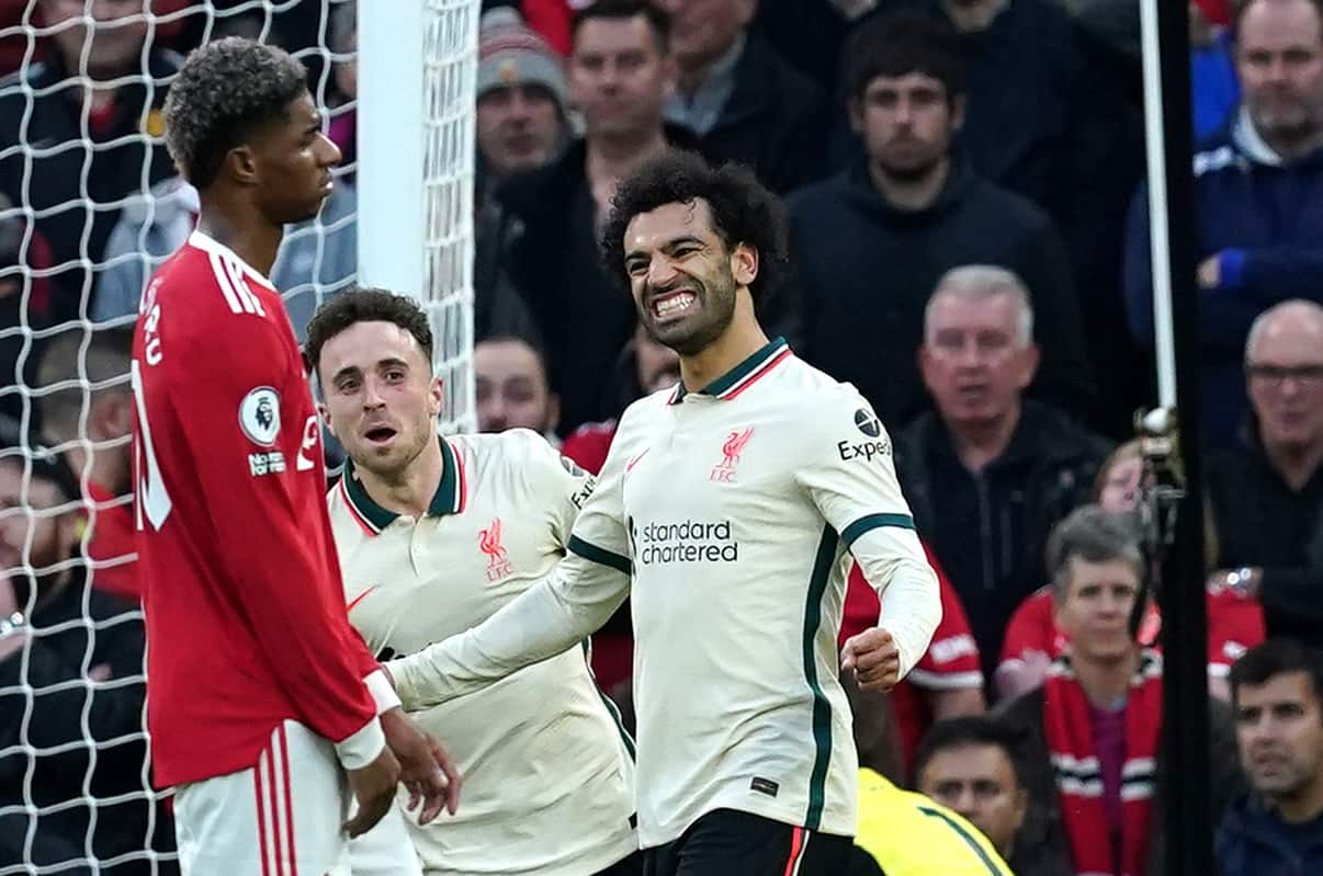Man United 0-5 Liverpool: Player Ratings
