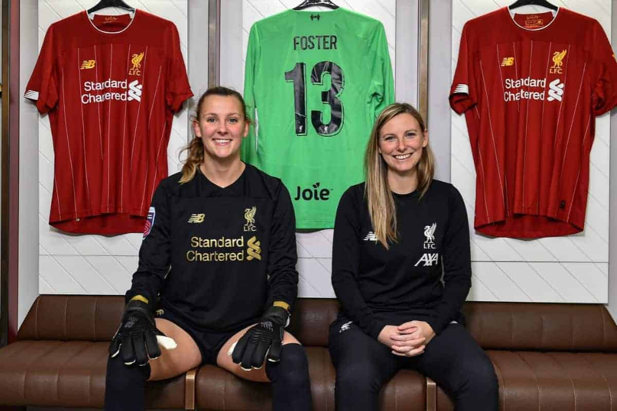Liverpool Women announce arrival of Canada U20 goalkeeper Rylee Foster - This Is Anfield