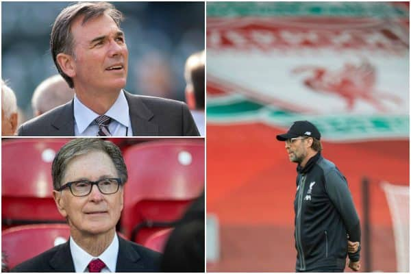 fsg klopp billy beane henry