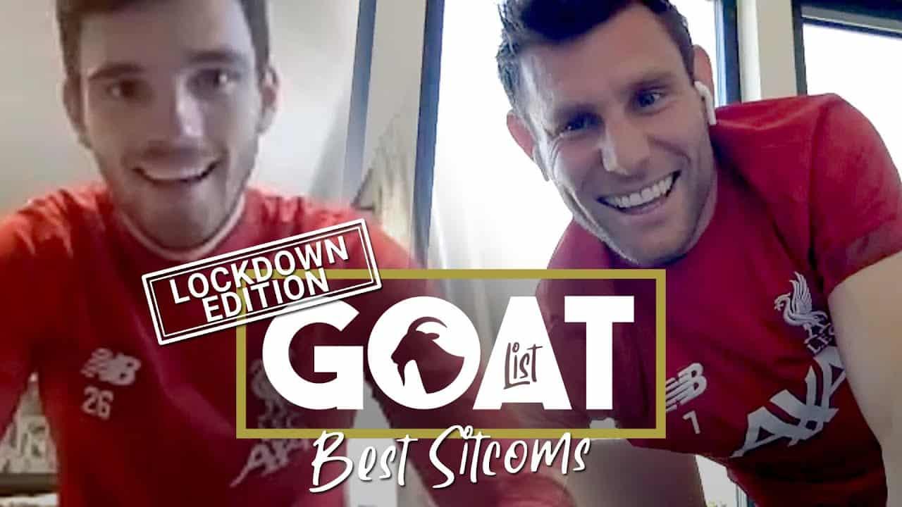video milner robbo goat tv