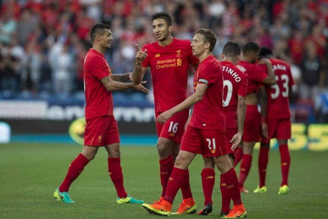 Video: Huddersfield Town vs Liverpool