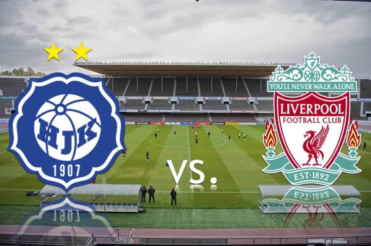 FT HJK Helsinki 0-2 Liverpool - This Is Anfield