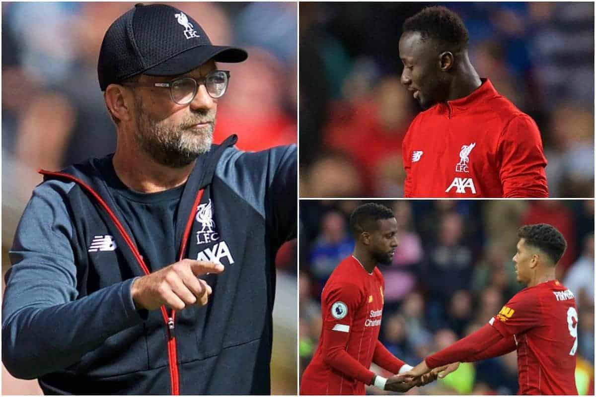 Jurgen Klopp to utilise Liverpool's squad depth during busy run on Reds' return