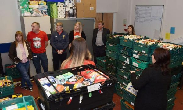 Fans Supporting Foodbanks Its Not Charity Its Solidarity