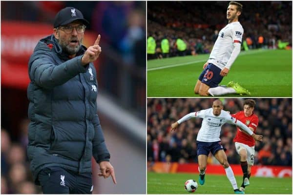 The good, the bad & a necessary wake-up call? – Debating Man United 1-1 Liverpool