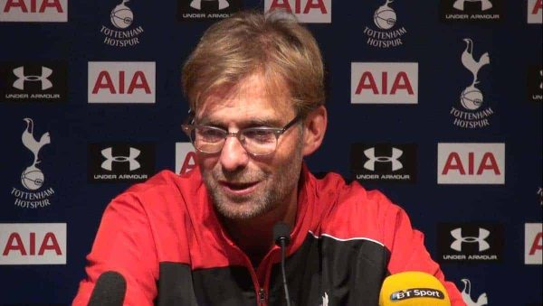 klopp-post-spurs