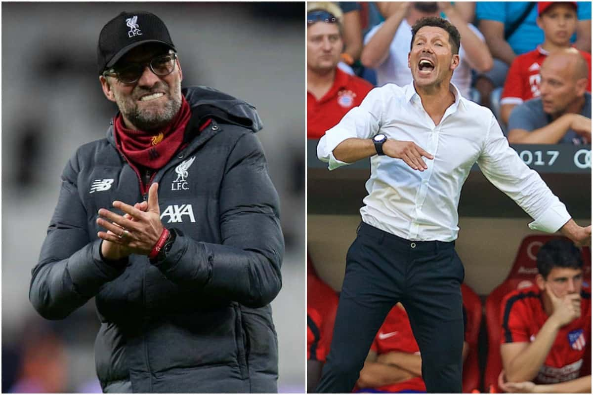 Jurgen Klopp S Two Leg Record And Liverpool S Chance To Make History
