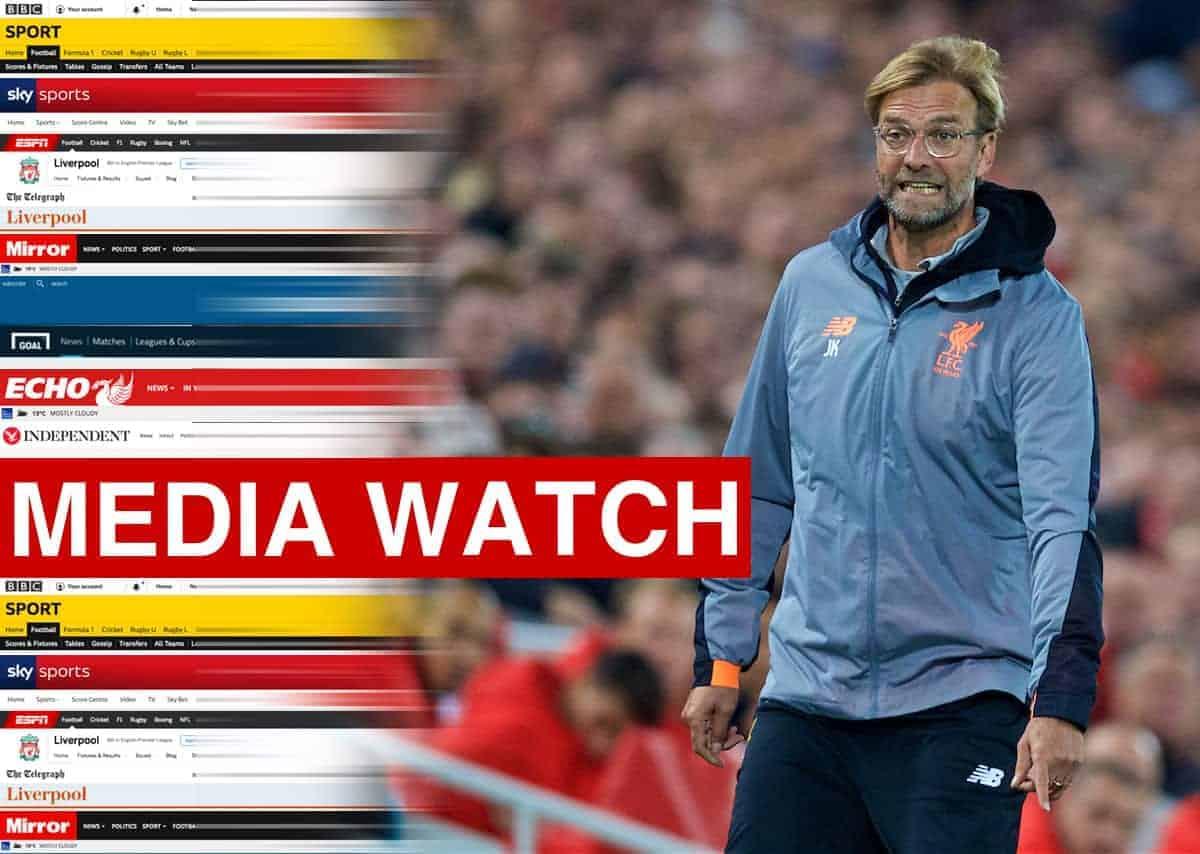 Media watch