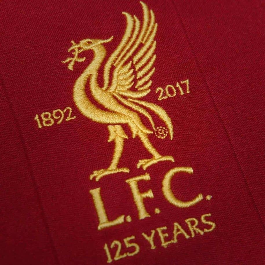 Liverpool Fc Unveil New Home Kit For  This Is Anfield