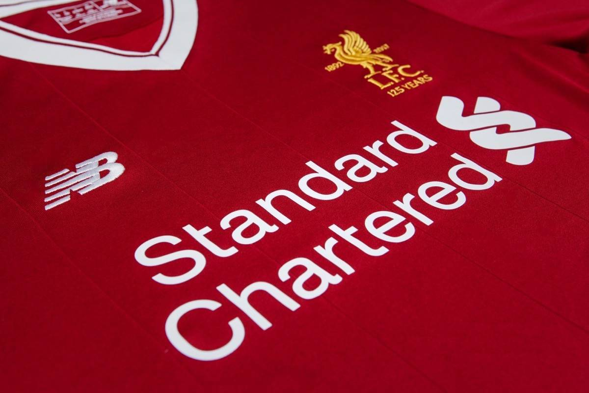 """""""BOSS kit"""" """"best we've had in a long while"""" - Liverpool fans react to new 2017/18 home kit unveiling"""