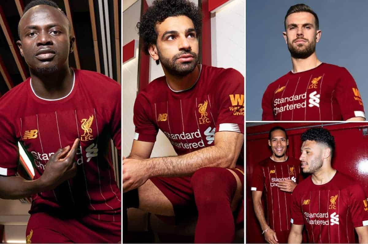 18a422c86 Liverpool Fc Away Shirts History