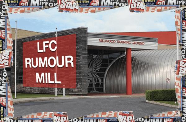 Liverpool FC Rumour Mill