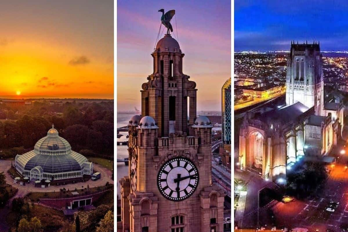 20 stunning photos of the city of Liverpool