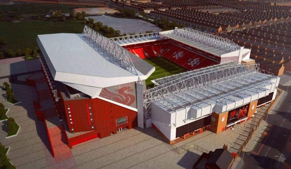 Main Stand Expansion / Redevelopment