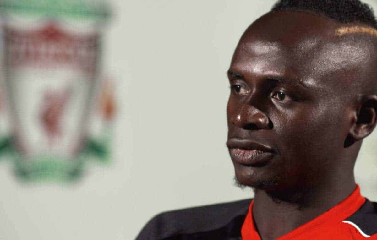 The 4 games Mane will miss due to African Cup of Nations, including Man United away