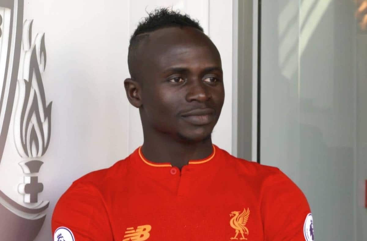 Sadio Mane Quot Fits Perfectly In The Philosophy Of Jurgen