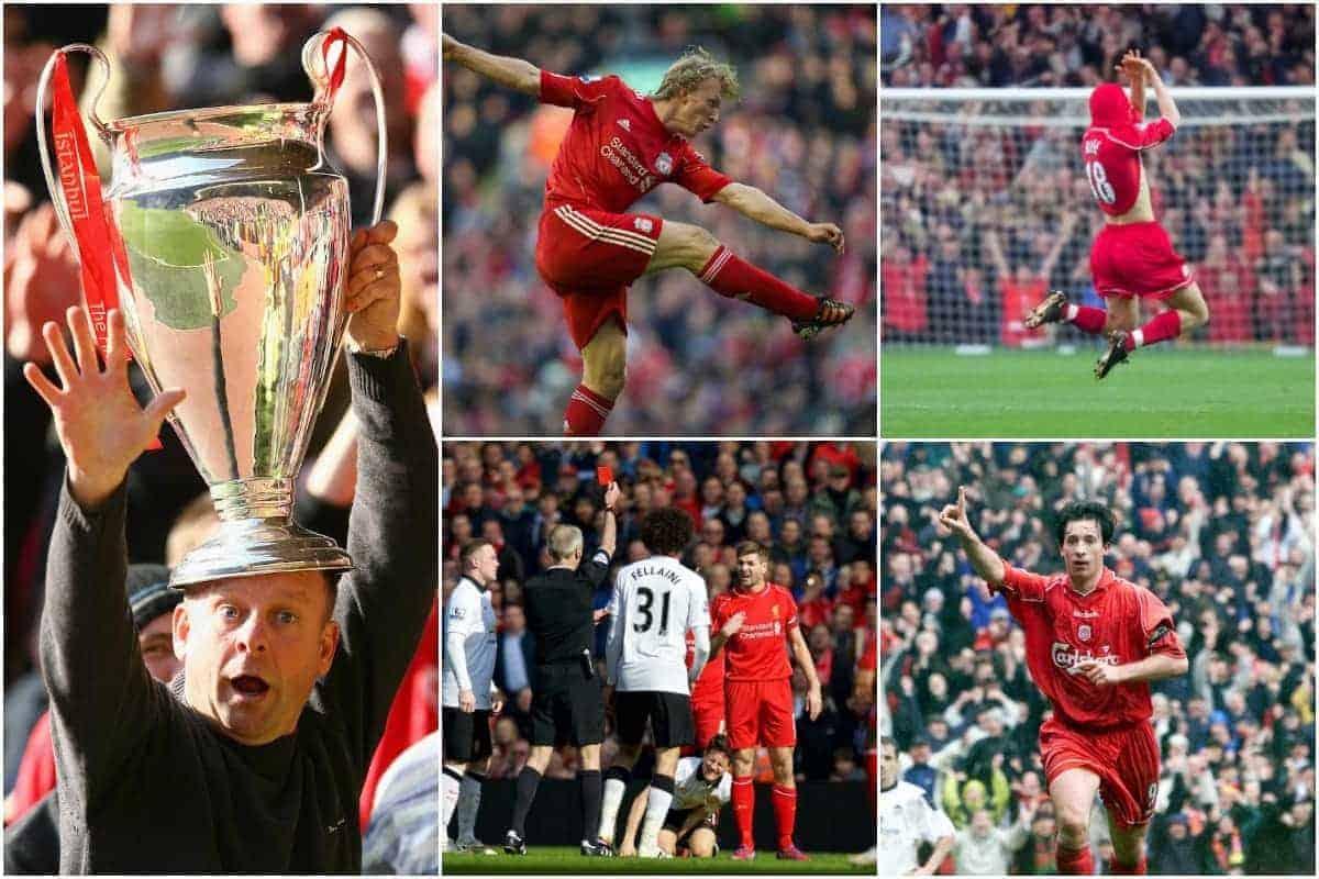 Liverpool Vs Man United At Anfield The Unpredictable